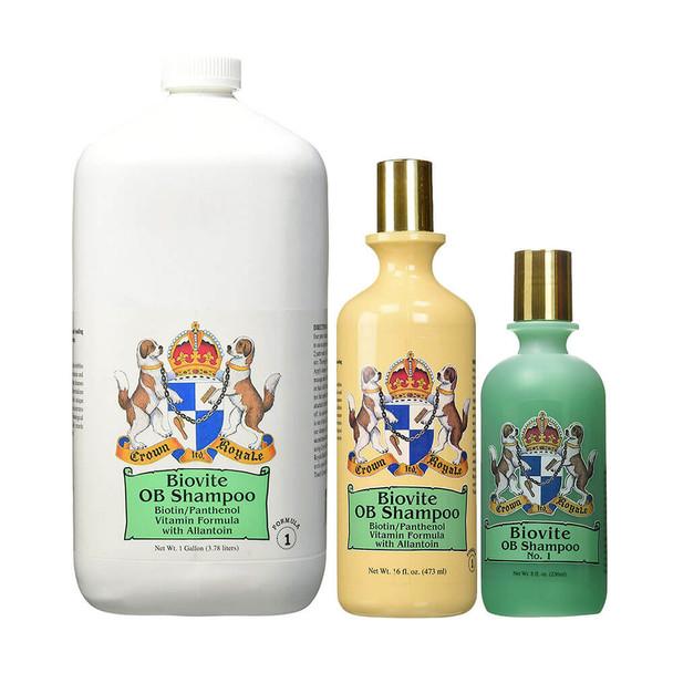 Crown Royale Biovite Formula 1 Shampoo