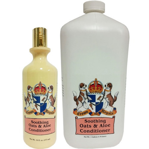 Crown Royale Soothing Oats Conditioner