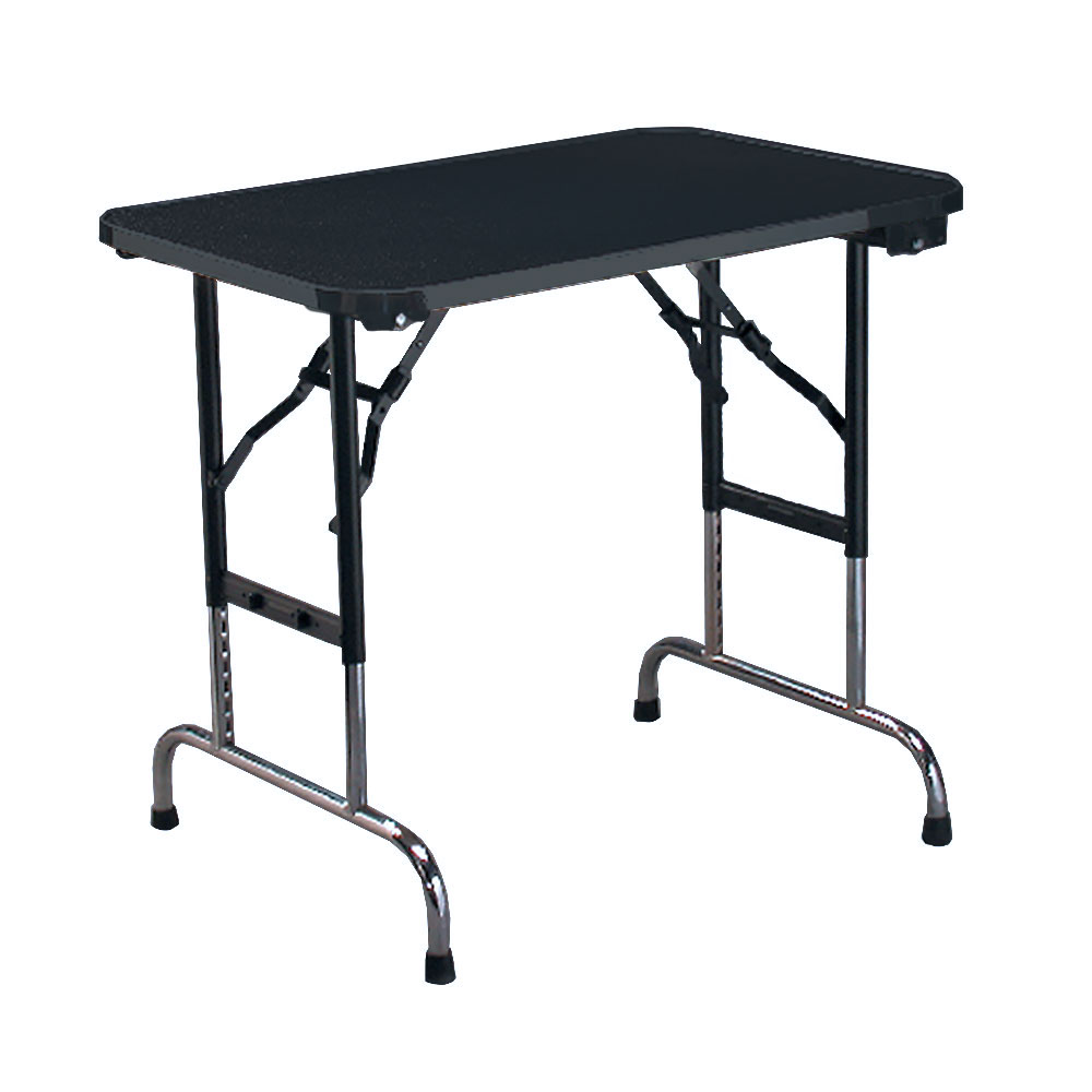 Champagne Grooming Table with ADJUSTABLE Legs - 48
