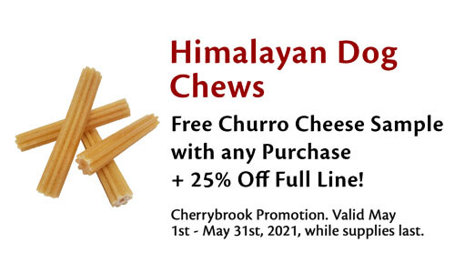 FREE Churro with Purchase