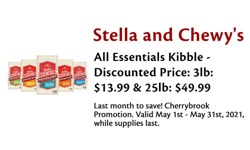 Stellas Essentials on Sale for May