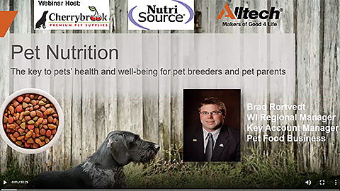The Key to Pet Health for Breeders and Pet Parents
