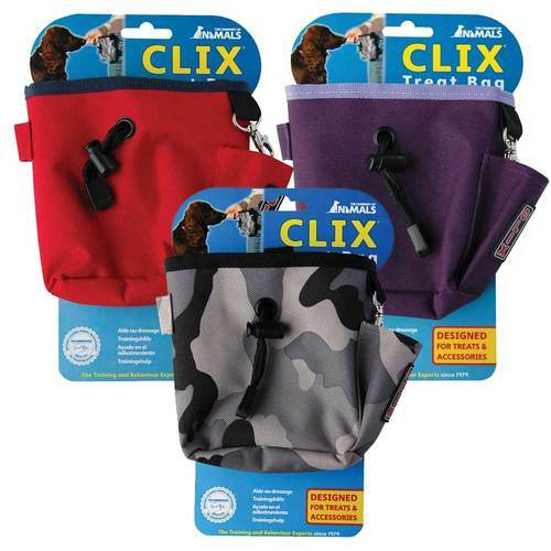 Clix Treat Bag Red One Size