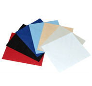MICROFIBER 6 X 7 SUEDE LENS CLOTH 100-PACK (80607-SUED-100PK)