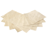 BUTTERSOFT™ SUEDE 4 X 4 MICROFIBER APPLICATOR CLOTHS 10-PACK (80404-BSOFT-10PK)