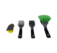 The Rag Company Professional Brush Kit (11111-BRUSH-KIT)