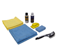 The Rag Company Professional Leather Care Kit (11111-LEATHER-KIT)