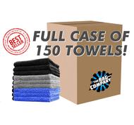 CASE Spectrum 420 16 x 16 Dual-Pile Towels (150 Count) (51616-SPCTRM-CASE)