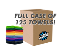 CASE ALL PURPOSE 16 X 27 SPORT WORKOUT TOWEL (125 COUNT) (51627-SPORT-CASE)