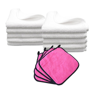 VALUE BUNDLE Ultra Fluffy Microfiber Facial Cloths (40000-FACIAL-BUNDLE)