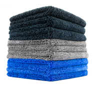 VALUE BUNDLE Spectrum 420 16 x 16 Dual-Pile Microfiber Towel 5-PACK (51616-SPCTRM-BUNDLE)