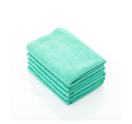 THE PEARL 16 X 16 GREEN MICROFIBER CERAMIC COATING INTERIOR TOWEL (51616-PEARL-GRN)