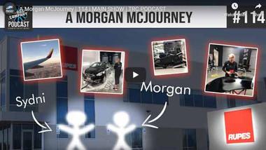 Morgan McJourney | 114 | MAIN SHOW | TRC PODCAST