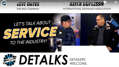 It's YOUR Industry, HELP IT! (Featuring Keith Duplessie) | DETALKS: The Auto Detailing Talk Show