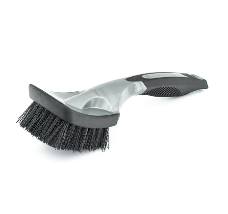 Black Wheel and Tire Brush (17000-WHEEL-TIRE-BRUSH)