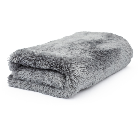 Eagle Edgeless 600 16 x 16 Microfiber Towel - GREY (11616-EAGLE-600)