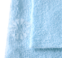 CASE - Edgeless 300 All-Purpose 16 x 16 Microfiber Terry Towel Wholesale (250 Count) - Light Blue