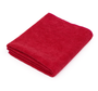 The Car Wash 16 x 27 Terry Towels (125 Count) in Red