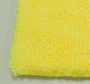 CASE Edgeless Yellow 245 All-Purpose 16 x 16 Terry Towel (300 Count) (51616-E245-CASE)