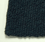 CASE Edgeless Black 245 All-Purpose 16 x 16 Terry Towel (300 Count) (51616-E245-CASE)