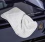 Platinum Pluffle 16 x 16 Microfiber Towel (180 Count) (41616-PLUFFLE-CASE) - 1