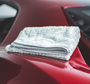 Platinum Pluffle 16 x 16 Microfiber Towel (180 Count) (41616-PLUFFLE-CASE)
