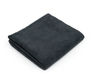 All Purpose 16 x 27 Sport Workout Towel in Dark Grey