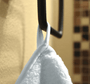 Hanging Loop for Easy Hanging Storage.