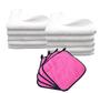 VALUE BUNDLE Ultra Fluffy Microfiber Facial Cloths (40000-FACIAL-BUNDLE)