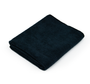 All Purpose 16 x 27 Sport Workout Towel in Black