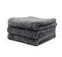 CASE Eagle Edgeless 600 16 x 16 Towels - GREY (80 Count) (11616-EAGLE-600-CASE)