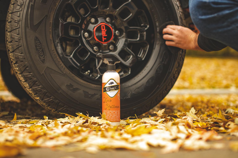 Wowos Tyre Restorer Hero Image