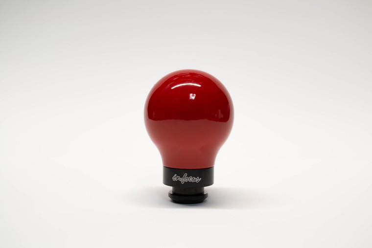 Scarlet Globe Knob