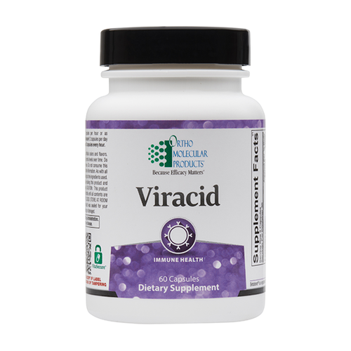 Viracid   60 capsules (bottle)