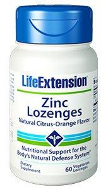 Zinc Lozenges | 60 count