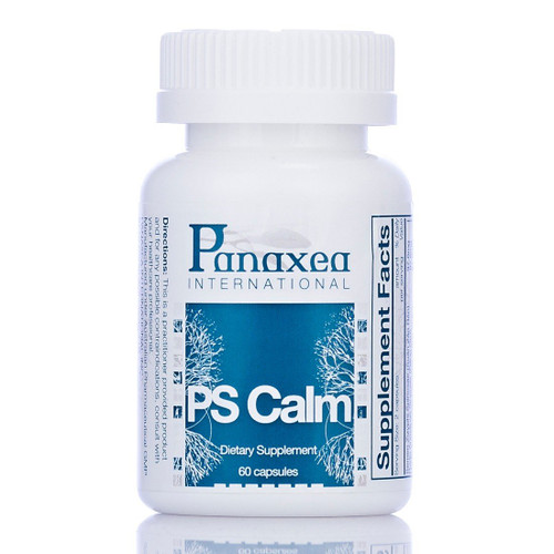 PS Calm | 500 mg 60 count
