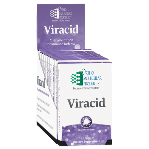 Viracid | 12 capsules (single packet)