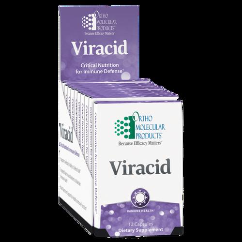 Viracid   12 capsules (single packet)
