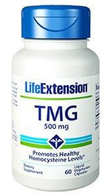 TMG | 500mg 60 capsules