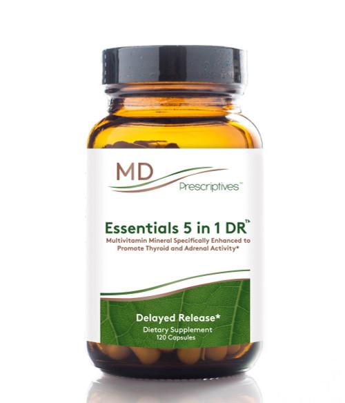 Essentials 5-in-1 DR | 120 capsules