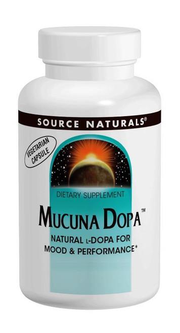 Mucuna Dopa | 100mg 120 count
