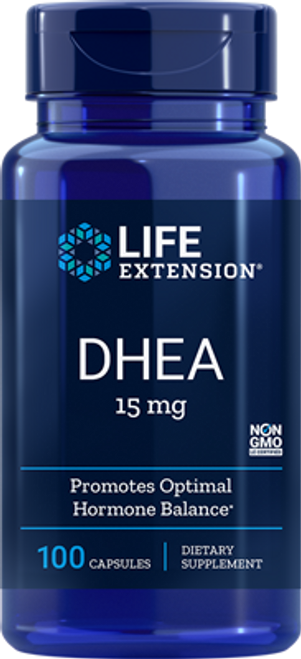 DHEA is the body's most abundant circulating hormone. But as we age, DHEA levels begin to decline. Supplementing with DHEA can help support healthy hormone levels, promote healthy immune function, circulatory health, healthy mood, lean muscle mass, sexual function, and more.
