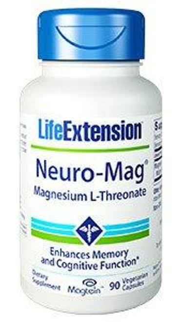 Magnesium is an essential mineral with important roles in the brain supporting healthy memory and youthful cognitive function. Neuro-Mag® Magnesium L-Threonate provides an ultra-absorbable form of magnesium, making it perfect for memory and cognitive health support. Help maintain your brain health with Neuro-Mag®!