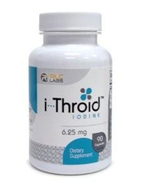i-Throid Iodine | 6.25mg 90 count