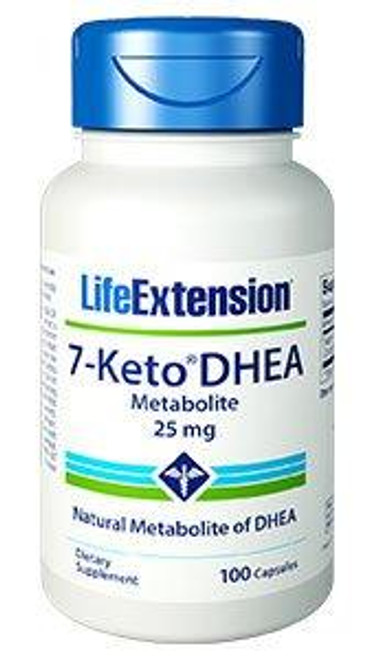 7-Keto® DHEA is the brand name for a natural metabolite of DHEA, your body's most abundant circulating hormone. 7-Keto® DHEA has been shown to safely promote thermogenesis, the process of producing cellular energy in the form of heat.