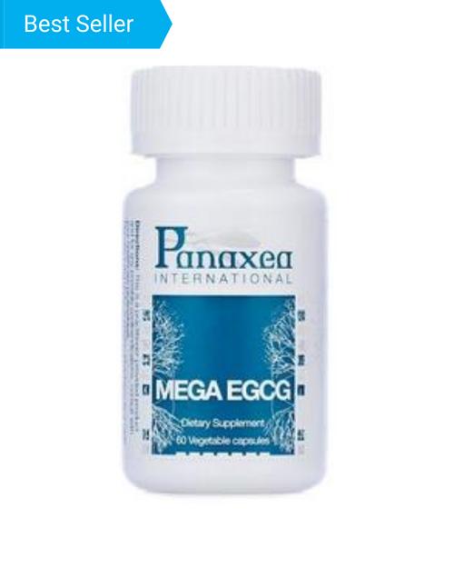 Mega EGCG | 60 count