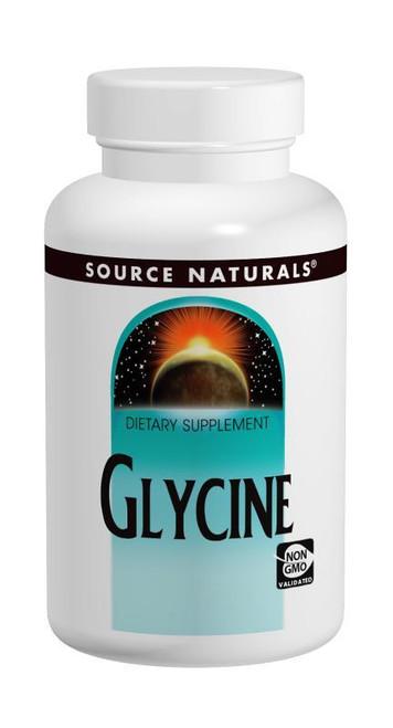 Glycine | 500mg 100 count