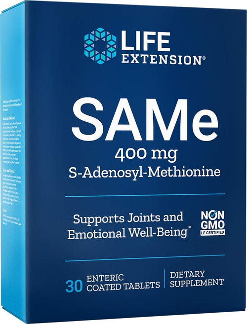 SAMe | 400mg, 30 count
