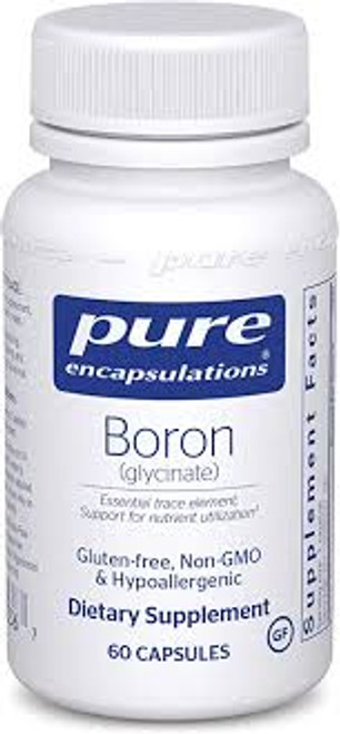 Boron | 2mg, 60 count