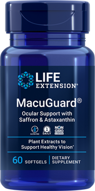 The nutrients our eyes need are often hard to come by, but it's worth making sure we get enough of them to keep our eyes healthy over time.  For instance: the carotenoids lutein and zeaxanthin are the main components of your macular pigment, and help protect the eyes from the effects of excess blue and ultraviolet light.